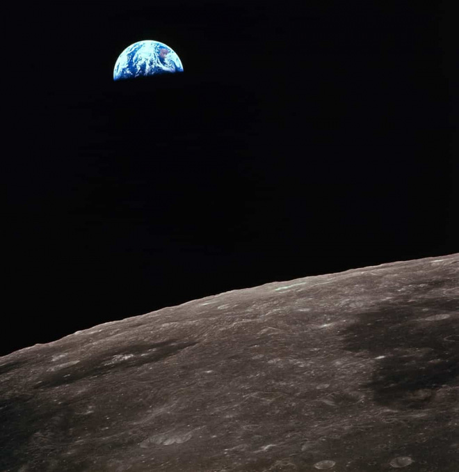 Những sự thật bất ngờ về Mặt Trăng - ảnh 10