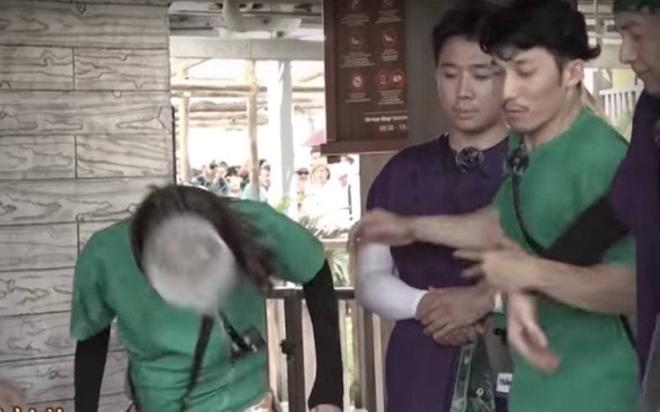 Trấn Thành, BB Trần như người tàng hình trong clip giới thiệu Running Man Việt mùa 2 - ảnh 4