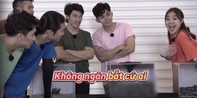 Trấn Thành, BB Trần như người tàng hình trong clip giới thiệu Running Man Việt mùa 2 - ảnh 3