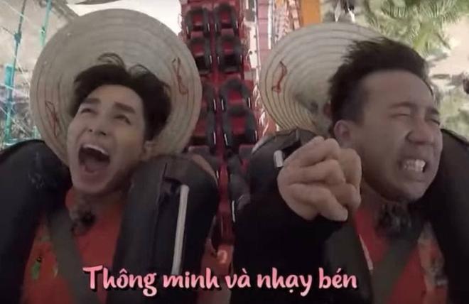 Trấn Thành, BB Trần như người tàng hình trong clip giới thiệu Running Man Việt mùa 2 - ảnh 5