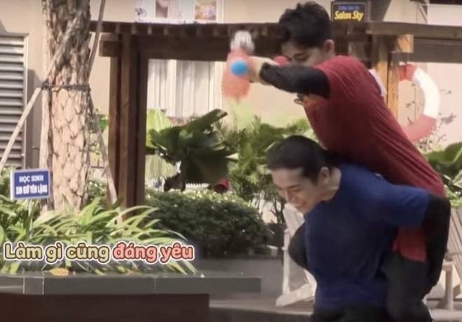 Trấn Thành, BB Trần như người tàng hình trong clip giới thiệu Running Man Việt mùa 2 - ảnh 6