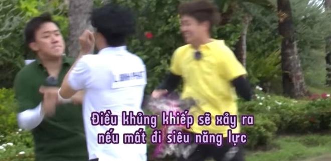 Trấn Thành, BB Trần như người tàng hình trong clip giới thiệu Running Man Việt mùa 2 - ảnh 7