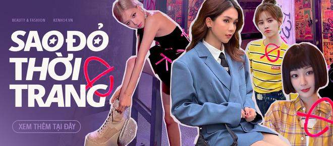 Sao Hoa ngữ có 4 lỗi thời trang mãn tính nhìn chỉ muốn phong sát cho bõ tức! - ảnh 31