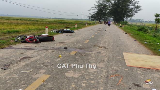 Vụ tai nạn kinh hoàng khiến 7 người thương vong đêm Trung thu: 6 nạn nhân là học sinh cấp 3 - ảnh 1