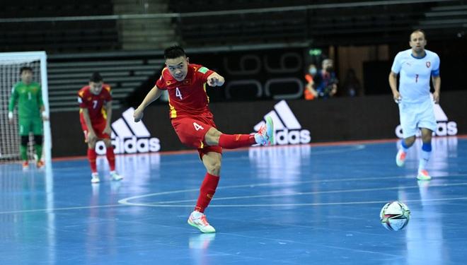 BLV Quang Huy: Tuyển futsal Việt Nam ghi bàn vào lưới Nga đã vui rồi, kết quả không quan trọng - ảnh 1