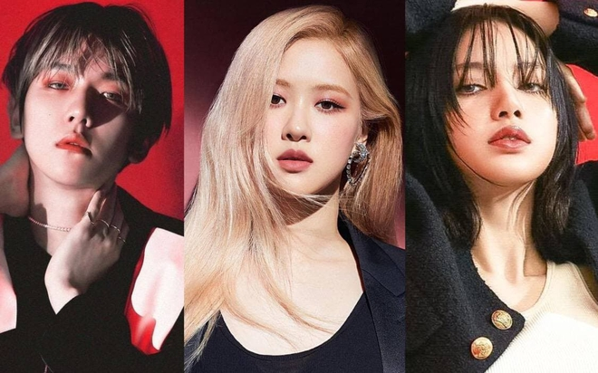 Idol chốt đơn album nhiều nhất tuần đầu: Nhạc bị chê tơi bời nhưng Lisa lại trên cơ Rosé, dàn idol nhà SM cạnh tranh top cao - Ảnh 1.