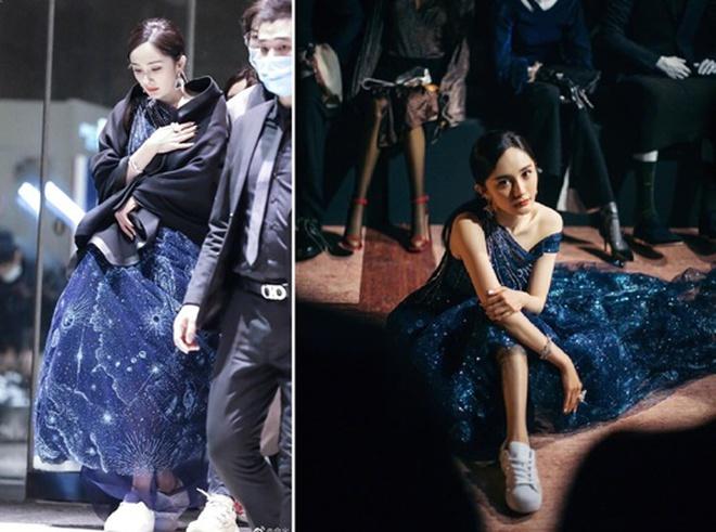 Sao Hoa ngữ có 4 lỗi thời trang mãn tính nhìn chỉ muốn phong sát cho bõ tức! - ảnh 3