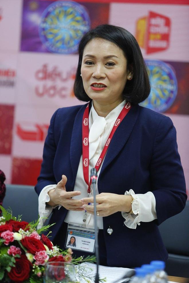 Chân dung 2 sếp nữ quyền lực ở VTV Tạ Bích Loan và Diễm Quỳnh: Con đường sự nghiệp đáng nể, kín tiếng trong đời tư - ảnh 4