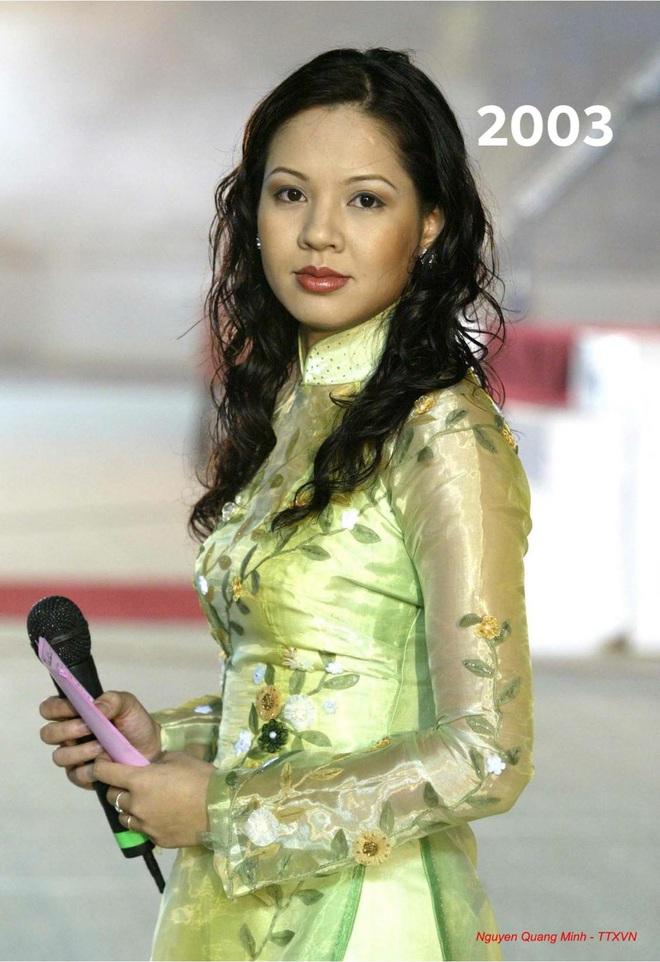 Hành trình nhan sắc 19 năm của Giám đốc VFC Diễm Quỳnh, đâu phải ngẫu nhiên mà họ gọi là Hoa khôi VTV! - ảnh 5