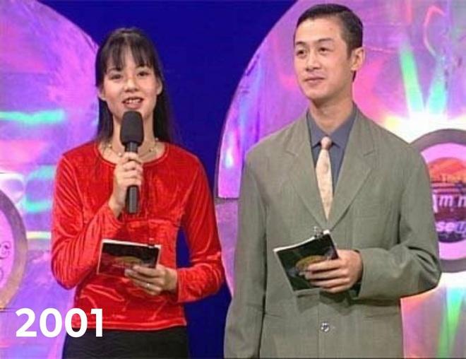 Hành trình nhan sắc 19 năm của Giám đốc VFC Diễm Quỳnh, đâu phải ngẫu nhiên mà họ gọi là Hoa khôi VTV! - ảnh 3