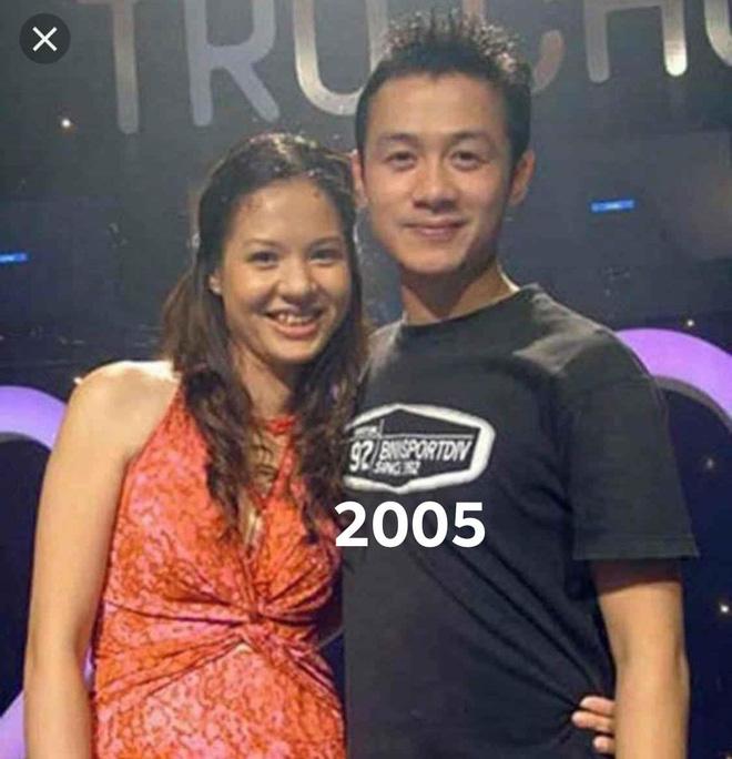 Hành trình nhan sắc 19 năm của Giám đốc VFC Diễm Quỳnh, đâu phải ngẫu nhiên mà họ gọi là Hoa khôi VTV! - ảnh 6