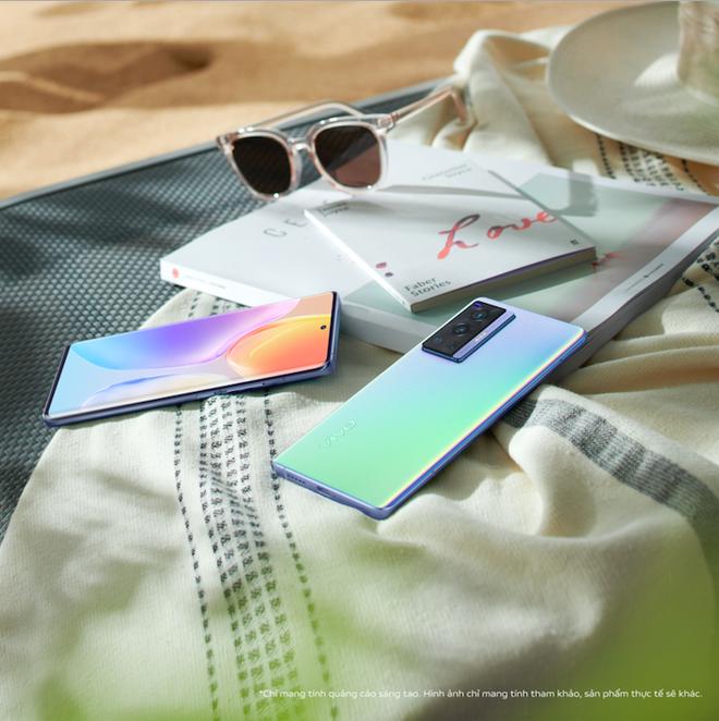 Vivo cho ra mắt smartphone X70 Pro với mặt lưng sang trọng, cùng camera được nâng cấp mới - Ảnh 4.