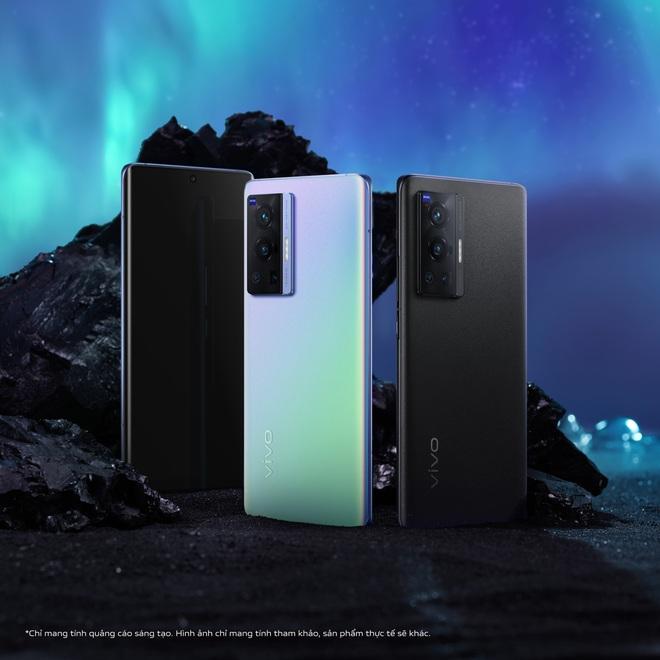 Vivo cho ra mắt smartphone X70 Pro với mặt lưng sang trọng, cùng camera được nâng cấp mới - Ảnh 1.