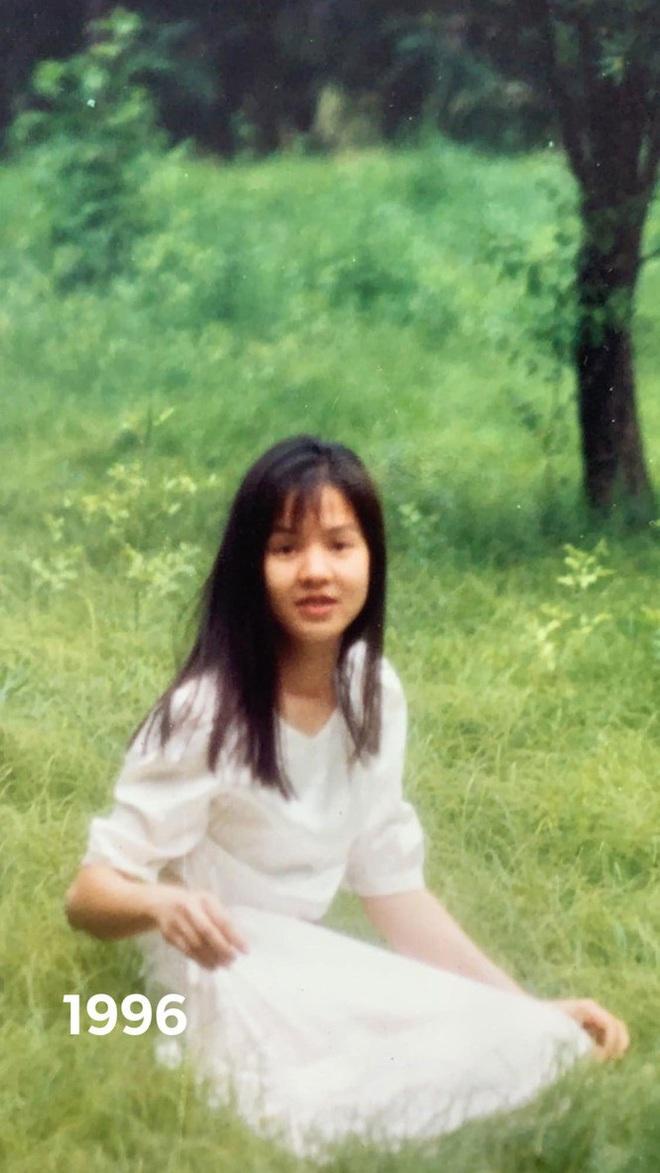 Hành trình nhan sắc 19 năm của Giám đốc VFC Diễm Quỳnh, đâu phải ngẫu nhiên mà họ gọi là Hoa khôi VTV! - ảnh 1