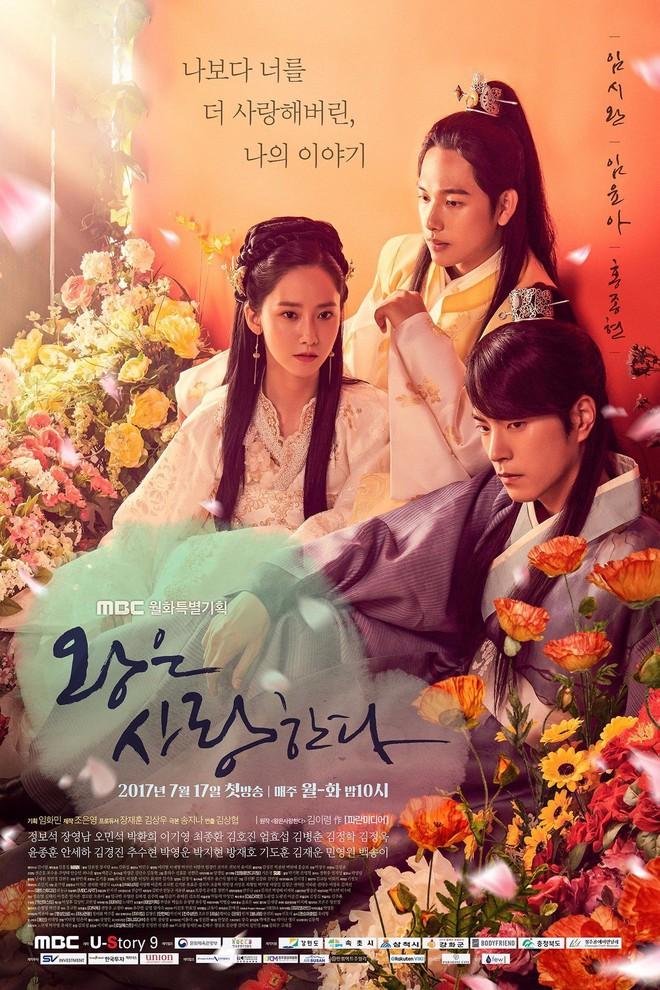 Loạt phim Hàn có poster í ẹ đến khó hiểu: Bom tấn toàn sao hạng A nhưng không có tiền thuê thiết kế hả? - ảnh 4