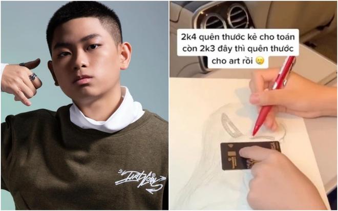 Dàn rich kid Việt xài thẻ đen gì mà có người lấy làm... thước kẻ? - ảnh 10