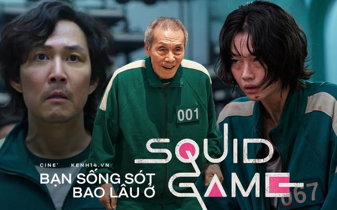 QUIZ: Bạn sống được bao lâu ở bom tấn sinh tồn Squid Game, thử quiz xem lỡ đâu mình là trùm cuối! - ảnh 1