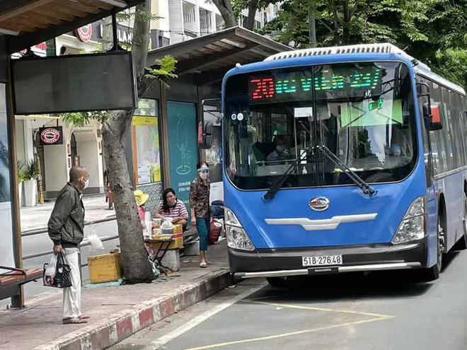 TP.HCM: Từ 1-10, đề xuất cho xe buýt, taxi, ô tô công nghệ hoạt động lại - ảnh 1