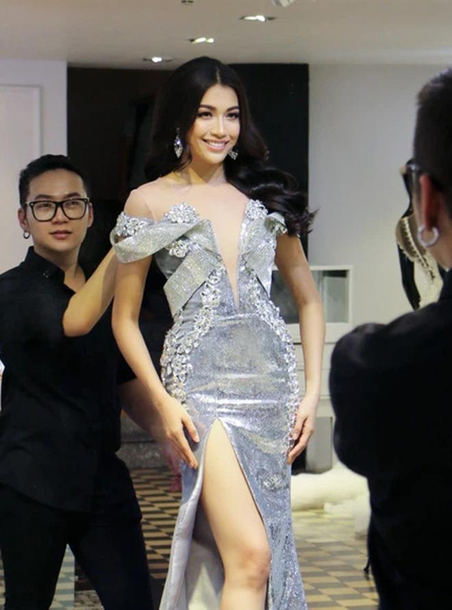Kiểu váy oái oăm khiến Minh Hằng và dàn sao Việt hoá kiếp toà thiên nhiên trong nửa nốt nhạc - ảnh 7