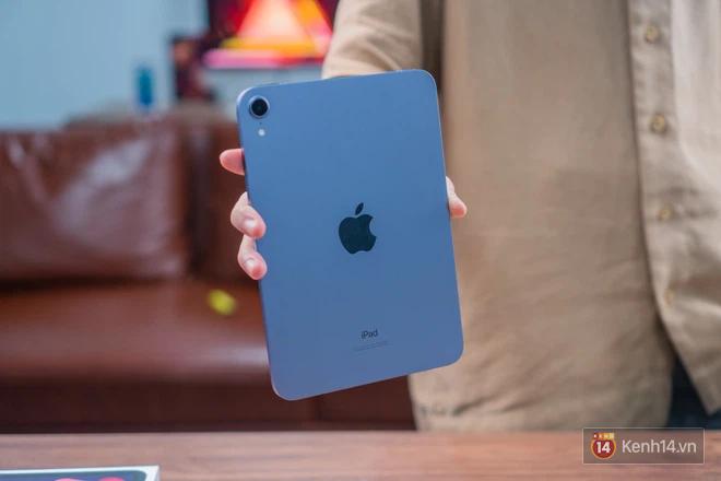 """Trên tay iPad mini 6 đầu tiên về Việt Nam: Thiết kế siêu """"mlem"""", đẹp đúng chuẩn Apple! - ảnh 7"""