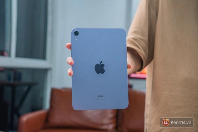 """Trên tay iPad mini 6 đầu tiên về Việt Nam: Thiết kế siêu """"mlem"""", đẹp đúng chuẩn Apple! - ảnh 8"""