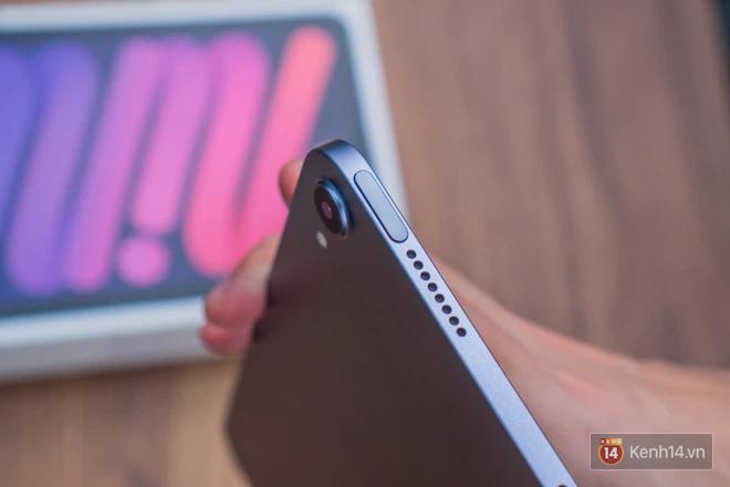"""Trên tay iPad mini 6 đầu tiên về Việt Nam: Thiết kế siêu """"mlem"""", đẹp đúng chuẩn Apple! - ảnh 9"""