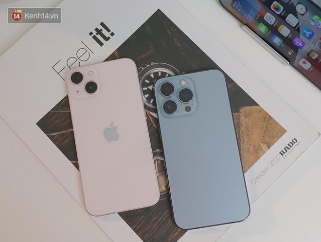 Ngắm ảnh thực tế iPhone 13 đầu tiên về Việt Nam, màu hồng đẹp xuất sắc! - ảnh 9