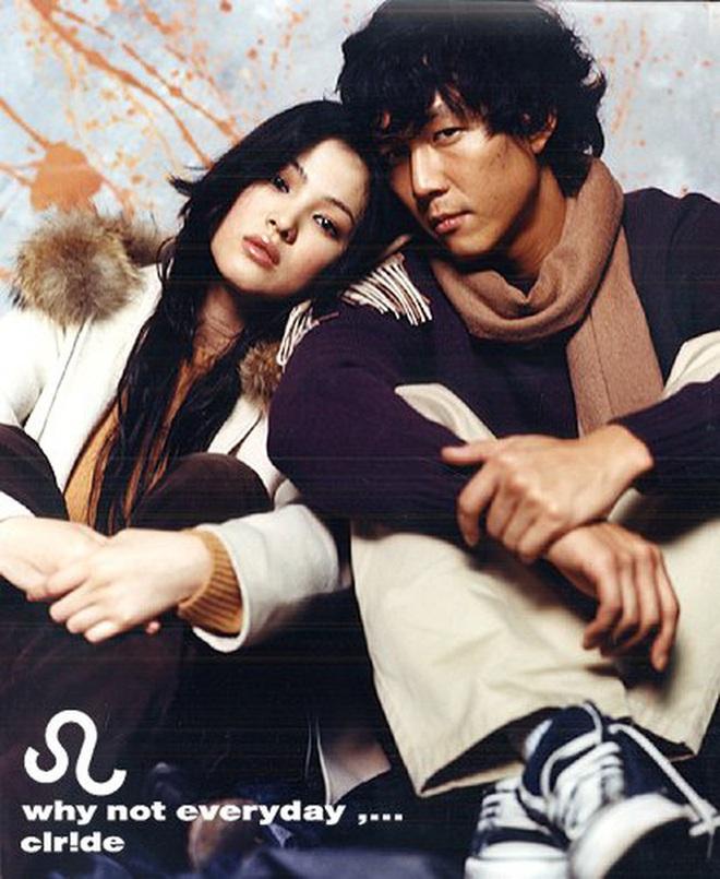 """Đời tư Lee Jung Jae (Squid Game): Cặp tiểu tam trơ trẽn nhất Kbiz, """"đào mỏ"""" cô dâu Samsung đến tin đồn yêu đồng tính - Ảnh 16."""