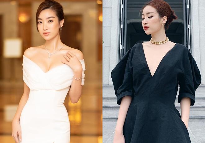 Kiểu váy oái oăm khiến Minh Hằng và dàn sao Việt hoá kiếp toà thiên nhiên trong nửa nốt nhạc - ảnh 9