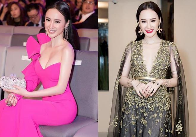 Kiểu váy oái oăm khiến Minh Hằng và dàn sao Việt hoá kiếp toà thiên nhiên trong nửa nốt nhạc - ảnh 8