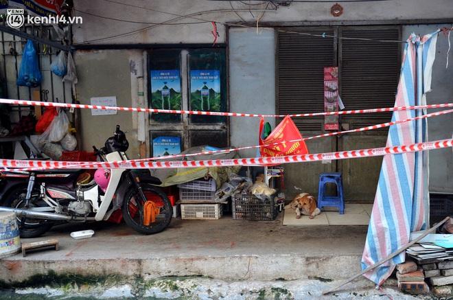 Hà Nội: Đi từng ngõ, ngách phun khử khuẩn tại ổ dịch Thanh Xuân Trung chuẩn bị đón hơn 1.100 người trở về - Ảnh 6.