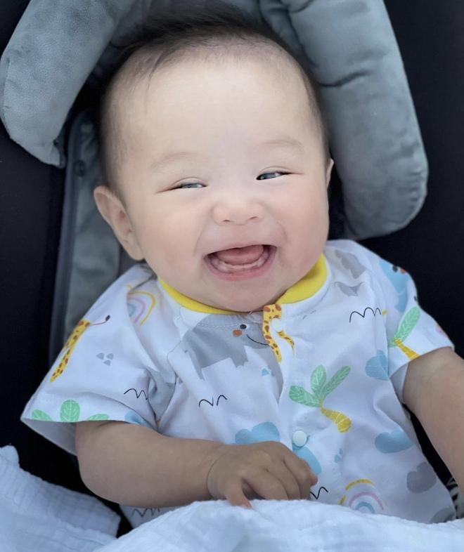 An Nguy khoe nhan sắc ít son phấn sau 6 tháng sinh con, tiết lộ lần đầu làm điều này cùng ái nữ! - Ảnh 7.
