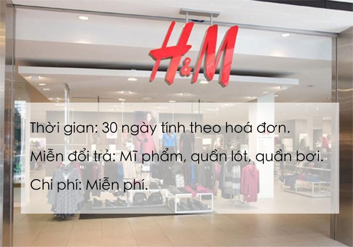 Để tránh ồn ào như vị khách mua quần legging tại Zara Hà Nội, học ngay chính sách đổi trả hàng của các thương hiệu đình đám sau - Ảnh 5.