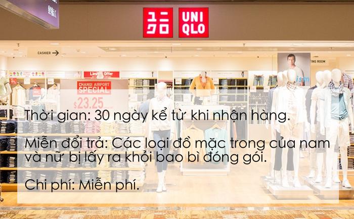 Để tránh ồn ào như vị khách mua quần legging tại Zara Hà Nội, học ngay chính sách đổi trả hàng của các thương hiệu đình đám sau - Ảnh 7.