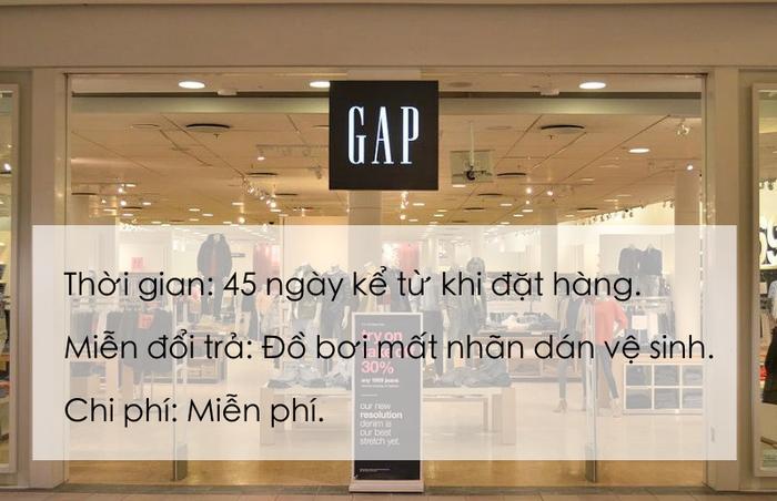 Để tránh ồn ào như vị khách mua quần legging tại Zara Hà Nội, học ngay chính sách đổi trả hàng của các thương hiệu đình đám sau - Ảnh 8.
