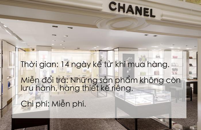 Để tránh ồn ào như vị khách mua quần legging tại Zara Hà Nội, học ngay chính sách đổi trả hàng của các thương hiệu đình đám sau - Ảnh 9.