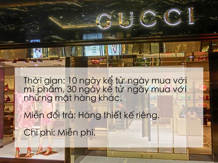 Để tránh ồn ào như vị khách mua quần legging tại Zara Hà Nội, học ngay chính sách đổi trả hàng của các thương hiệu đình đám sau - Ảnh 10.