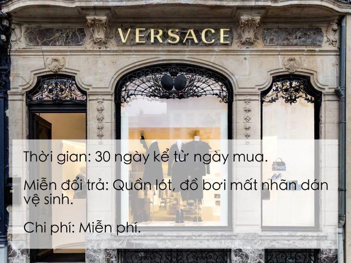 Để tránh ồn ào như vị khách mua quần legging tại Zara Hà Nội, học ngay chính sách đổi trả hàng của các thương hiệu đình đám sau - Ảnh 11.