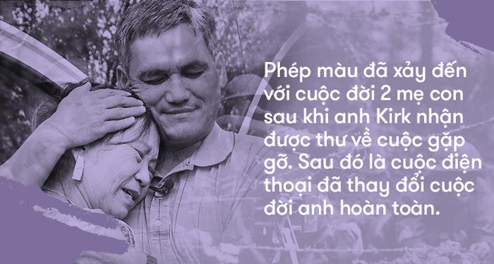 48 năm lạc nhau vì chiến tranh, người mẹ Việt Nam ngập tràn nước mắt khi tìm được con trên đất khách - Ảnh 4.