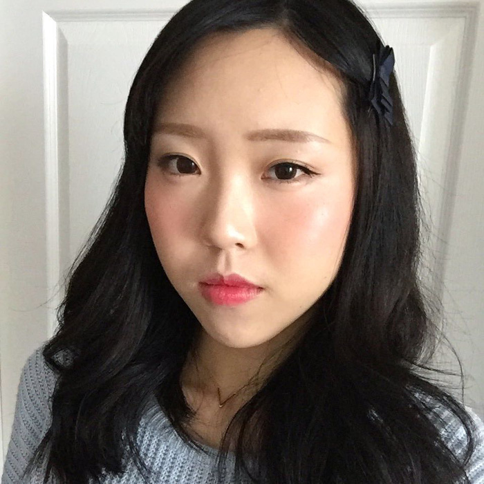 Vì sao má con gái Hàn luôn hây hây mướt rượt như thế? Câu trả lời chính là má hồng dạng sữa - Ảnh 20.