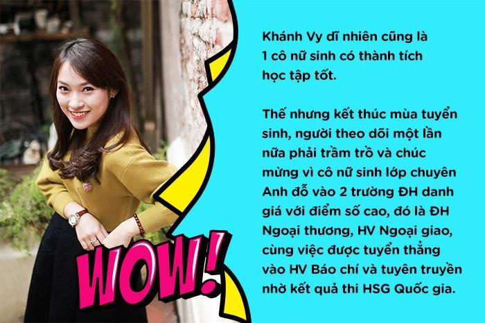 Khánh Vy và những nỗ lực lần đầu kể: Từ nữ sinh bình thường trở thành cô gái đa tài được yêu mến nhất - Ảnh 3.