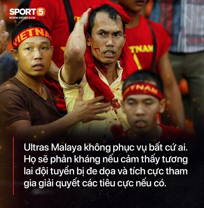 Cổ động viên Việt Nam hãy coi chừng Ultras Malaysia - đám người hung hãn khi bản năng nguyên thủy bị đánh thức - Ảnh 2.