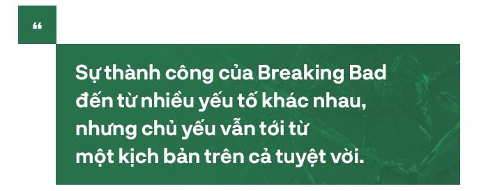 10 năm Breaking Bad: Cảm ơn vì những điều tồi tệ tuyệt vời! - Ảnh 7.