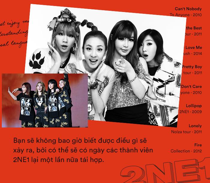 2NE1: Từ chuyện CL, Park Bom, nhìn lại mới thấy tuổi trẻ 8x, 9x đã chứng kiến sự sụp đổ tàn nhẫn của huyền thoại một thời - Ảnh 9.