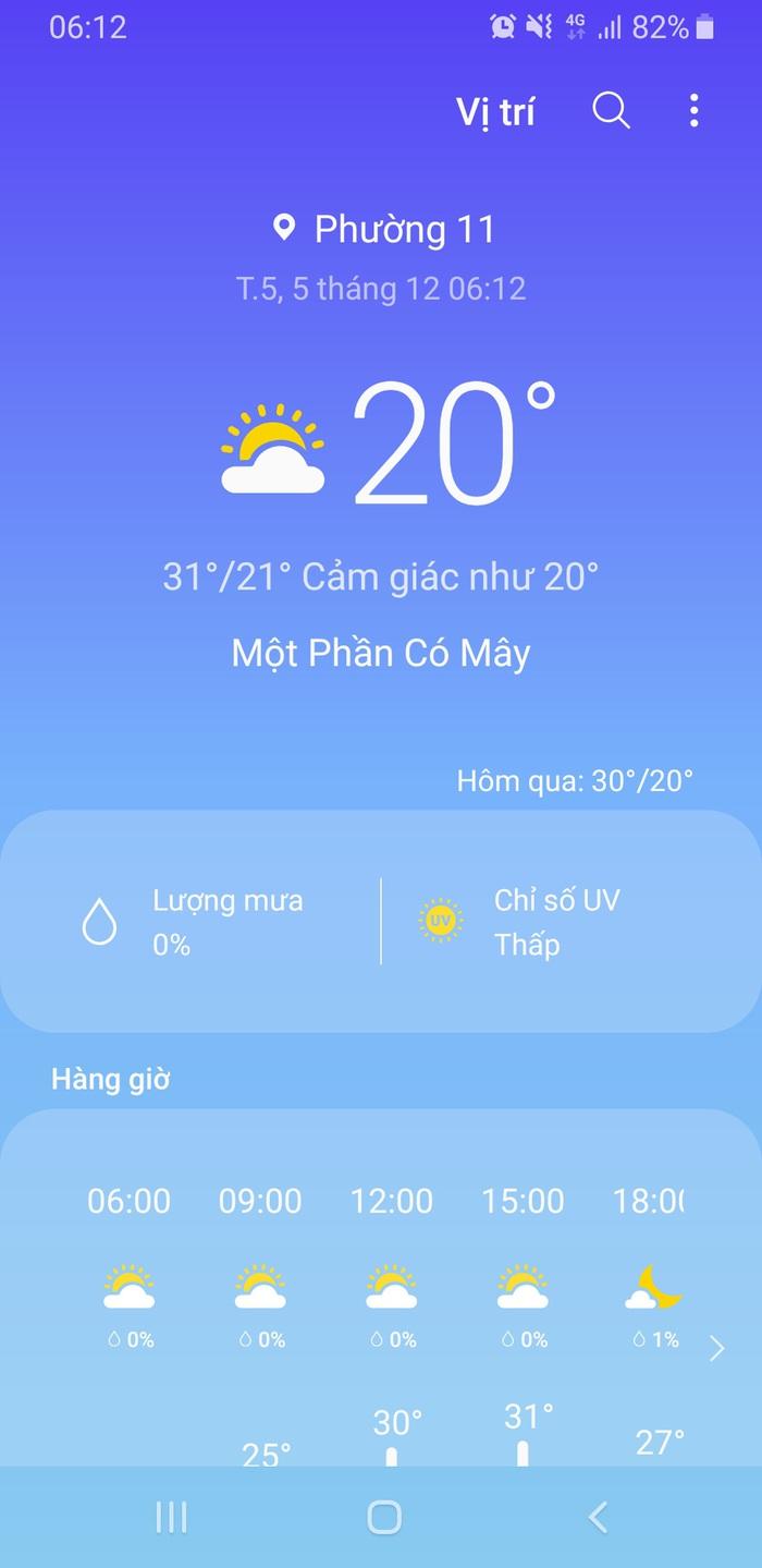 Ảnh: Không khí giảm còn 20 độ C vào sáng sớm, người Sài Gòn co ro trong cái lạnh những ngày chớm đông - Ảnh 2.