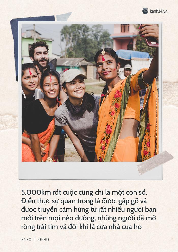 Chồng Pháp vợ Việt cùng đạp xe từ nhà anh tới nhà em 16.000 km và hành trình yêu thương mang tên Nón lá - Ảnh 13.