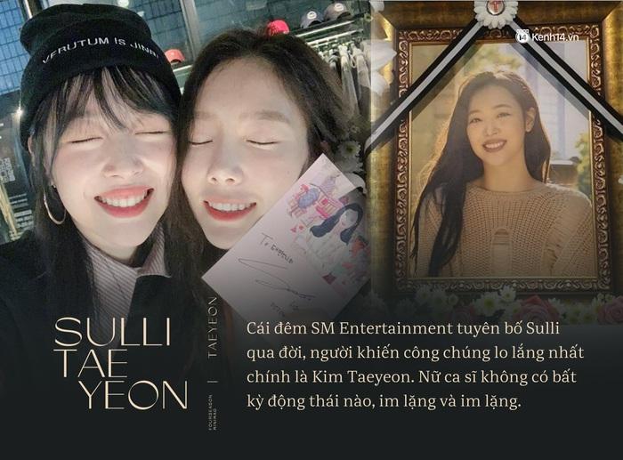 4 mùa của Taeyeon, mùa nào cũng buồn: Làm ơn, đừng quá tàn nhẫn với cô gái ấy! - Ảnh 4.
