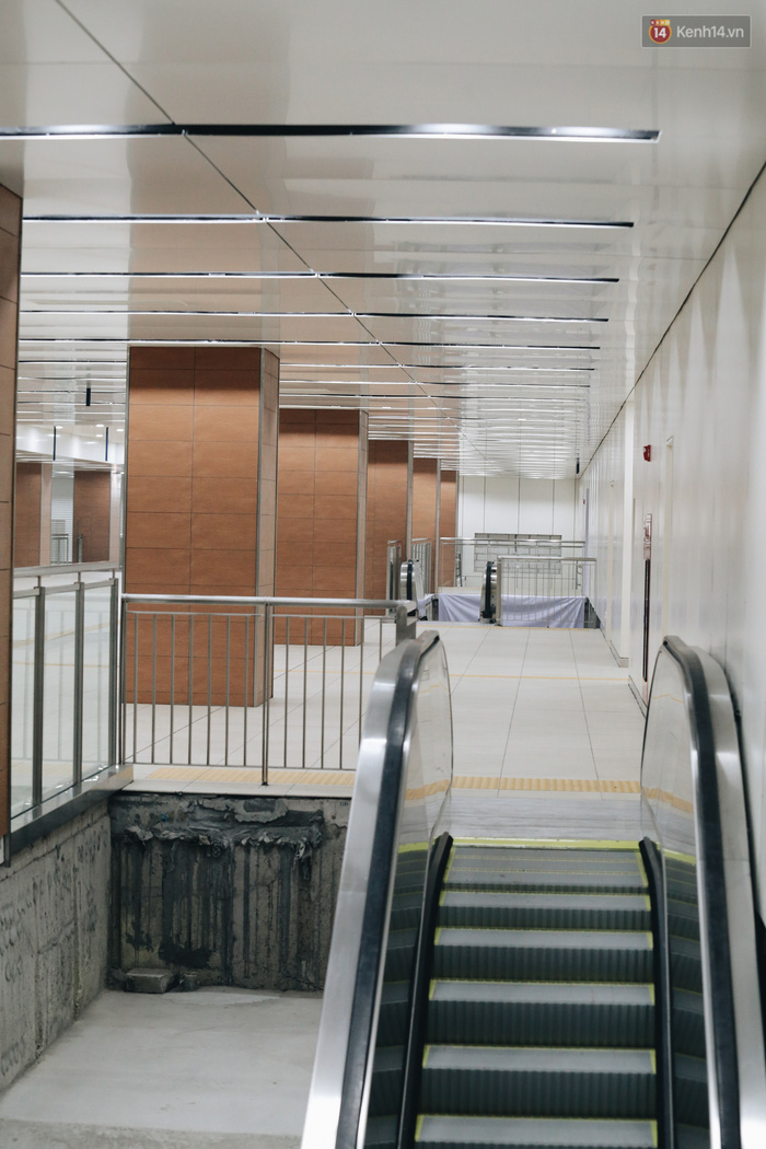 """Ga ngầm Metro đầu tiên được hoàn thành ở Sài Gòn: Ngỡ như """"thiên đường"""" dưới lòng đất, thiết kế theo kiến trúc của Nhà hát Thành phố - Ảnh 15."""