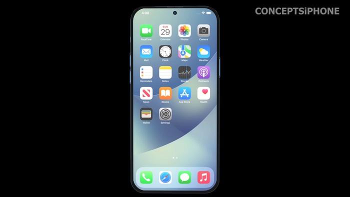Hé lộ concept iPhone 14 với màu sắc mới, thiết kế mới! - Ảnh 2.