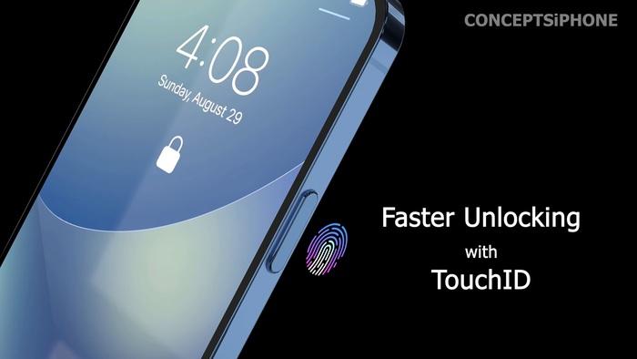 Hé lộ concept iPhone 14 với màu sắc mới, thiết kế mới! - Ảnh 4.